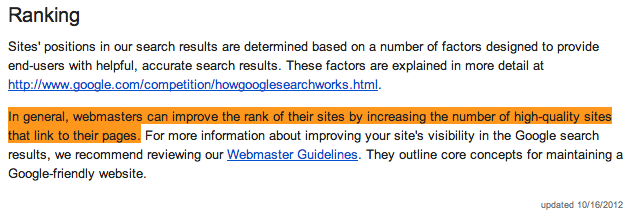old-google-webmaster-guidelines