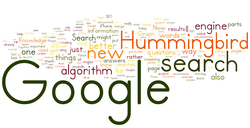google-hummingbird-seo