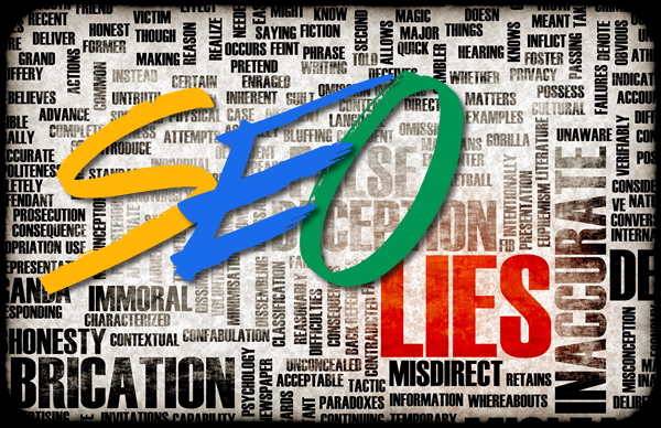 Image result for SEO Lies