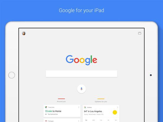 google-ipad