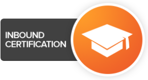 Hubspot Inbound Certification - Chase Anderson