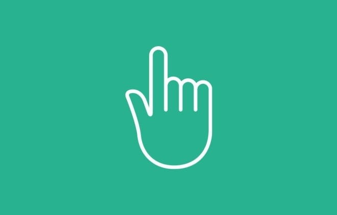 PPC Fingerpoint Graphic Icon