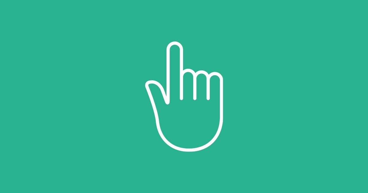 PPC Fingerpoint Graphic Icon