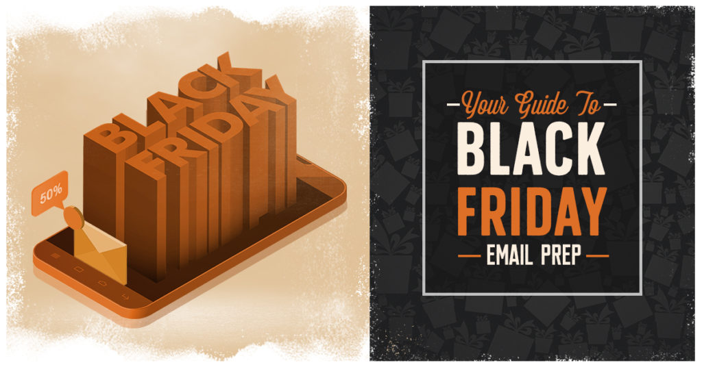 Black friday email prep | clicks and clients