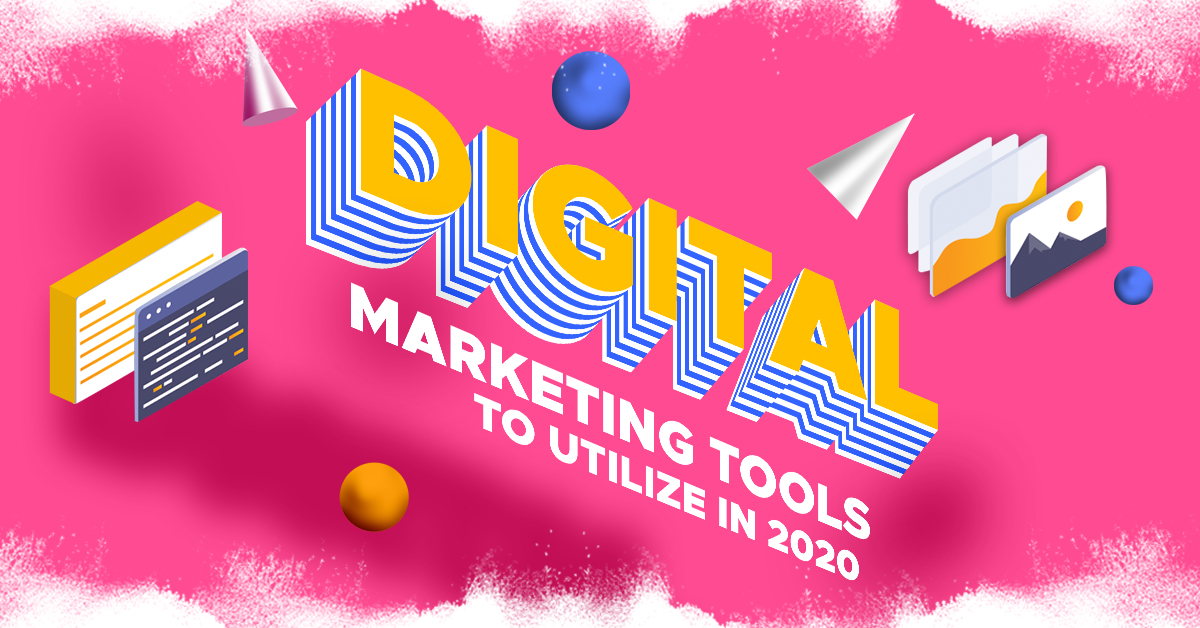 digital tools for 2020 - clicks and clients