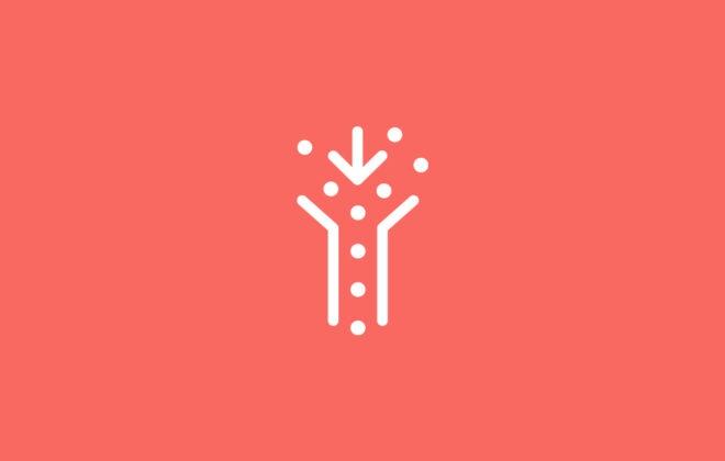 Conversion Rate Optimization Data Funnel Icon